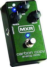 MXR CARBON COPY ANALOG DELAY M-169 Guitar Pedal Effect NEW FREE EMS