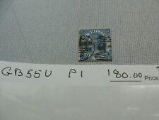 Great Britain Stamp Nice Scott# 55 P1 Used Nice 20.176