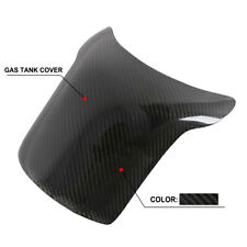 Carbon Fiber Gas Tank Cove Protector For DUCATI KZ-1003 1098 1198 848 Black