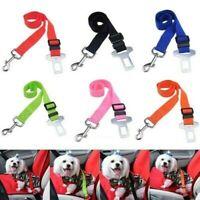 Adjustable Pet Seat Belt Dog Safety Clip for Car Auto Travel Vehicle Safe