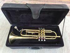 Trompete mit Koffer