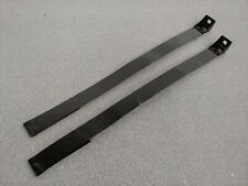 VERY NICE PAIR USED ORIGINAL PORSCHE 356A 356B T-5 FUEL TANK HOLD DOWN STRAPS 1