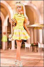 Barbie 2010 NRFB Silkstone Palm Beach Honey Robert Best Gold label Doll Fash/mod
