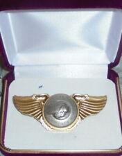 Indian Scout Chief Hawk Apache Arrow Motorcycle Biker Wing Rider Pin Badge Cap