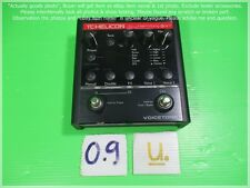 TC HELICON Harmony G XT, Guitar Multi-Effects as photo, sn:6907, untested.