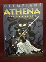 Olympians 2 Athena Grey-Eyed Goddess Paperback O'Connor First Second