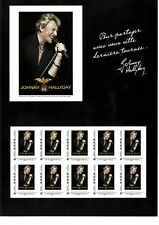 COLLECTOR JOHNNY HALLYDAY TOUR 66 NON PLIE NEUF