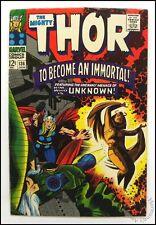 The Mighty THOR Comic No. 136, January 1967,  Marvel Comics, Become an Immortal!