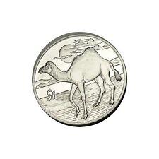 elf  Sierra Leone 1 Dollar 2006 Dromedary  Camel