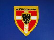 insigne tissu militaire armée écusson patch badge 1er Régiment d'Infanterie RI