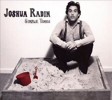 Joshua Radin - SIMPLE TIMES CD [2008] - Brand New