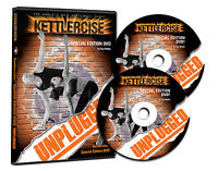Kettlercise Unplugged DVD - The Worlds No1 Kettlebell Fitness Class Home Workout
