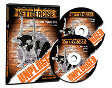 Kettlercise Unplugged DVD - like new