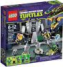 Lego Ninja Turtles Baxter Set NEW 2012 MINIFIG 79105 Figure Sealed Gift Toy TMNT