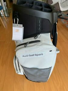 Audi Collection Golf Sports Luxury Cart Bag by Quattro GmbH - New
