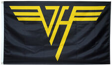 Van Halen flag 3x5ft black banner