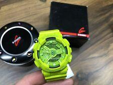Casio G-shock Ga-110B Kermint Green Limited Rare