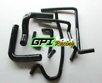 GPI silicone heater radiator hose for HOLDEN VN VP VR VS V8 5.0L SS 304 black