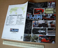 1990 Fujimi Japan Plastic Kit Catalogue. Superb Presentation & Artwork