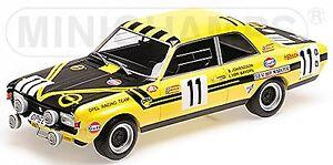 Opel Commodore A Stonemason 24h Spa 1970 #11 of Bavaria Johansson 1:18