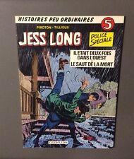 Jess Long n°5. Dupuis 1980 EO