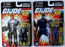 L@@K GI Joe Club Lot FSS Cobra Sniper Black Out & Skull Buster V2 FAST SHIPPING