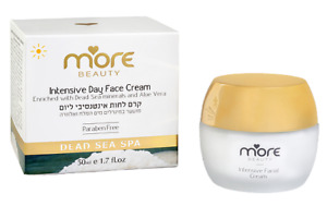More Beauty Dead Sea Minerals Intensive Day Cream Anti Aging Face Skin Treatment