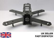 QAV210 fibre de carbone racing quadricopter frame kit comme Lumenier fpv 210mm rc qav