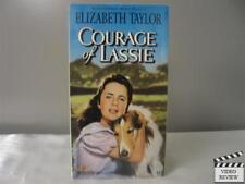 Courage of Lassie VHS Elizabeth Taylor, Frank Morgan, Tom Drake; Fred M. Wilcox