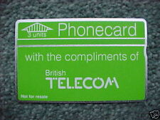United Kingdom Advertising Collectable Phone Cards