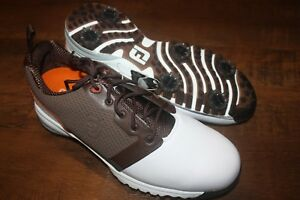 Brand New In Box Men's FootJoy ContourFit Golf Shoes 54096 SHIP FREE US FAST