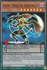 ♦Yu-Gi-Oh!♦ Jogen, Ninja du Crépuscule (Twilight) : SHVA-FR026 -VF/Super Rare-