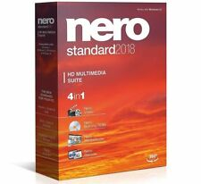 Nero Standard 2018 - HD Multimedia Suite 4in1