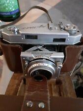 Agfa karat 36 Klappkamera Objektiv Agfa Solinar 1:2,8/50 Sinchro ‐ Compur