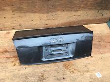 2002 2003 2004 2005 Audi A4 S4 Sedan trunk deck lid