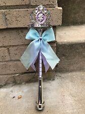 Disney Store Little Mermaid Princess Ariel Magic Light Up Wand EUC