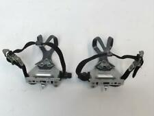 Shimano PD-1055 105 Clip Strap Pedals Vintage Road Track Fixie