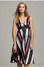 BNWT Teatro Striped Sundress Dress Size 12