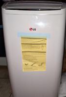 LG Portable Air conditioner (Read Description!)