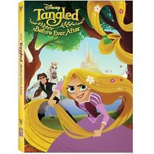 Disney Tangled: Before Ever After (DVD, 2017) *New * FREE Shipping