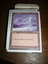 MTG Magic the Gathering MONTAGNE version 1 fifth 5th French NEW RARE