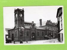 Kington Market Hall plain back unused pc Ref D329
