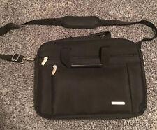 *NWOT SAMSONITE Laptop Carry Case Messenger Travel Bag Black