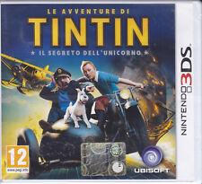Nintendo 2DS~3DS LE AVVENTURE DI TINTIN IL SEGRETO DELL'UNICORNO italiano nuovo