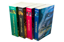 The Inheritance Cycle Christopher Paolini 4 Books Collection Set PB 978803365445