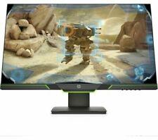 """Monitor Hp 27xq 27"""" Pulgadas QHD para Juegos AMD freesync velocidad de actualización 144Hz HDMI DisplayPort"""