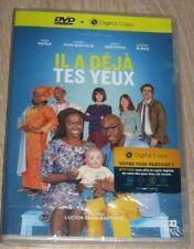 """New DVD Film """"IL A DEJA TES YEUX"""" (Maïga, Breitman, Elbaz) [NEUF SOUS CELLO!!!]"""