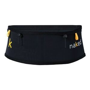NAKED RUNNING WAIST BAND UNISEX BLACK