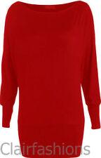 Magliette da donna rosso taglia 46