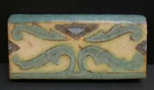 S and S Solon & Schemmel California Bullnose Tile Arts & Crafts